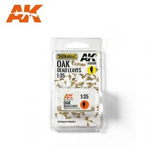 AK Interactive OAK DEAD LEAVES 1:35