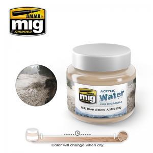 Ammo Mig Jimenez Wild River Water