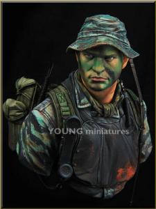 Young Miniatures US Navy Seal Vietnam