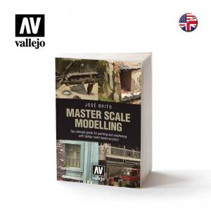 Vallejo Master Scale Modelling book 552 pages