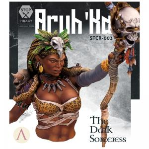 Scale75 ARUK'HA THE DARK SORCERESS