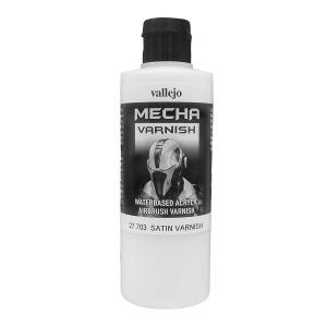 Vallejo Mecha Varnish, Satin 200ml