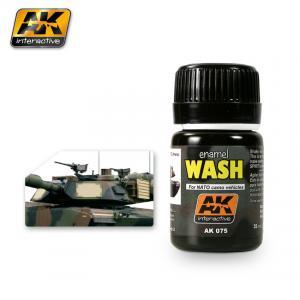 AK Interactive Wash for NATO vehicles