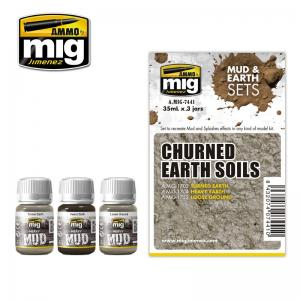 Ammo Mig Jimenez Churned Earth Soils