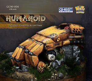 Nuts Planet Humanoid base kit