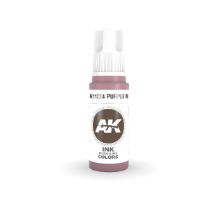 AK Interactive Cardinal Violet INK 17ml