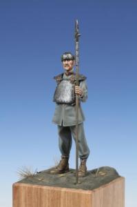 Bodi Italian Sapper WWI
