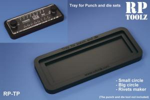 RP Toolz Tray for Punch and Die Set