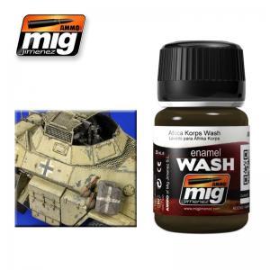 Ammo Mig Jimenez Africa Corps Wash