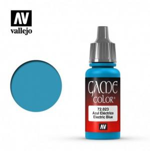 Vallejo Game Color - Electric Blue