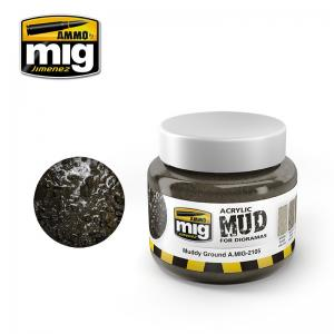 Ammo Mig Jimenez Muddy Ground