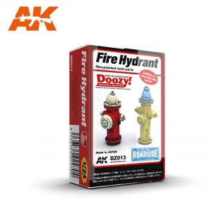 Doozy Modelworks FIRE HYDRANT