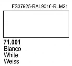 Vallejo Model Air 001 - White