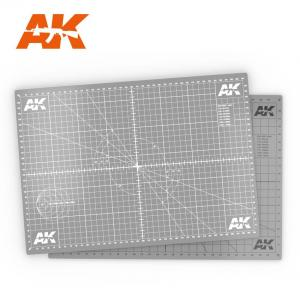 AK Interactive AK SCALE CUTTING MAT A3