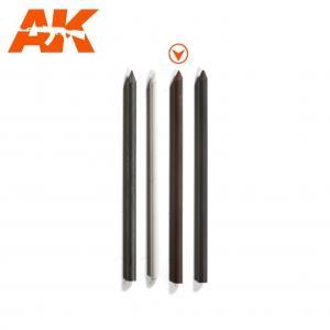 AK Interactive Sepia Lead (Hard)