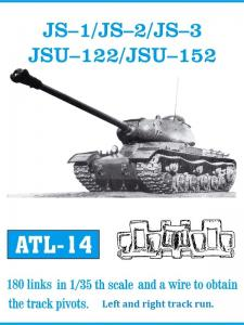 Friulmodel JS-1/JS-2/JS-3/JSU-122/JSU-152 - Track Links