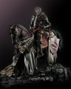 Michael Kontraros Saint George 75 mm