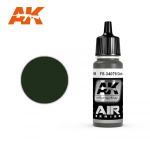AK Interactive FS 34079 DARK GREEN