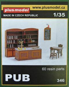 Plus Model Pub