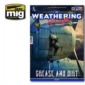 Ammo Mig Jimenez The Weathering Aircraft Issue 15. GREASE & DIRT