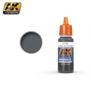 AK Interactive DUNKELGRAU HIGH LIGHT 17 ml