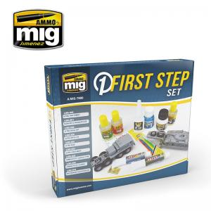 Ammo Mig Jimenez FIRST STEPS SET