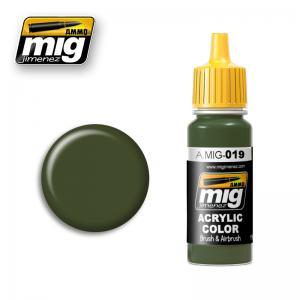 Ammo Mig Jimenez 4BO RUSSIAN GREEN