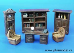 Plus Model Furniture - study room
