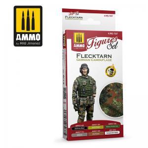 Ammo Mig Jimenez Flecktarn German Camouflage Set