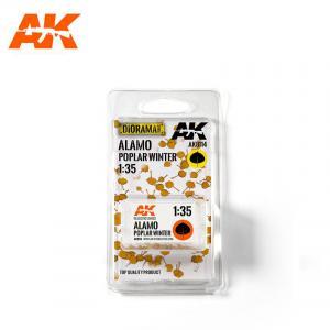 AK Interactive Almo Poplar, Winter