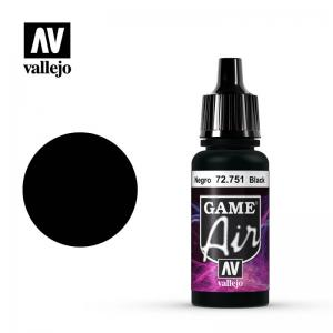 Vallejo Game Color - Black