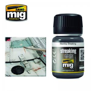 Ammo Mig Jimenez Enamel Streaking Effects - Starship Steaking