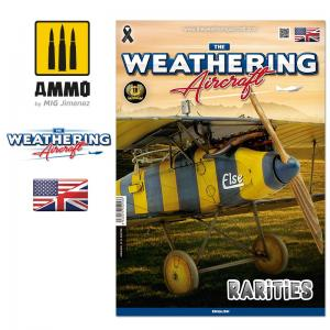 Ammo Mig Jimenez The Weathering Aircraft Issue 16. RARITIES