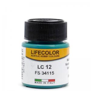 LifeColor dark green - 22ml