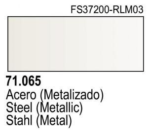 Vallejo Model Air 065 - Steel