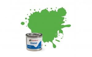 Humbrol Bright Green (Matt) - 14ml enamel