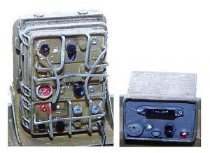 Plus Model U.S Wireless Station WWII