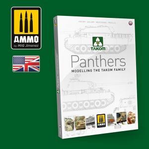 Ammo Mig Jimenez Panthers - Modelling the Takom Family