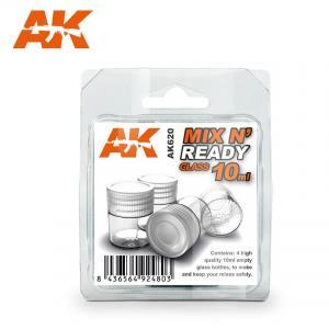 AK Interactive MIX N' READY GLASS 10ML