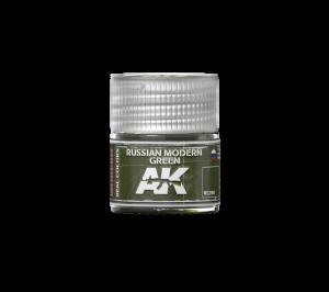 AK Interactive Russian Modern Green 10ml