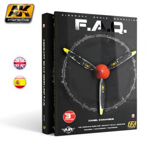 AK Interactive AIRCRAFT SCALE MODELLING F.A.Q. - English