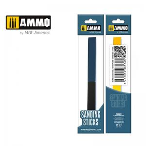 Ammo Mig Jimenez Multipurpose Sanding Stick