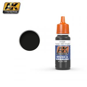 AK Interactive RUSSIAN 4BO SHADOW 17 ml
