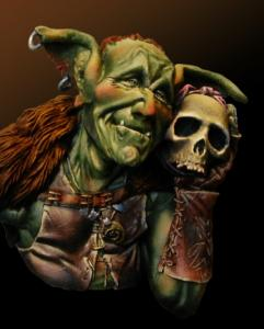 Michael Kontraros Goblin in Love 1/12
