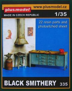 Plus Model Blacksmithery