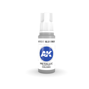AK Interactive Aluminium 17ml