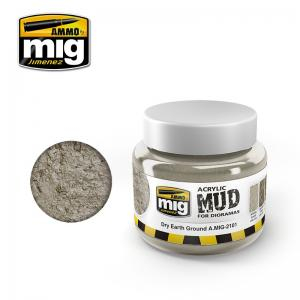 Ammo Mig Jimenez Dry Earth Ground