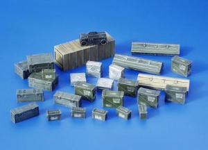 Plus Model Ammunition Transportational Continers, Modern