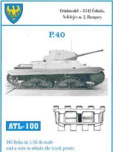Friulmodel Italian P.40 - Track Links