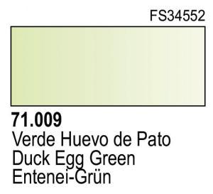 """Vallejo Model Air 009 - EAU DE NIL """"D. E. GREEN"""""""